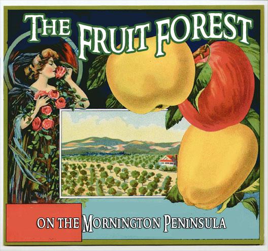 Old Fruit Forest logo